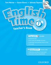 کتاب English Time 2nd 1 Teachers Book