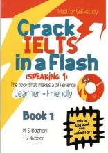 کتاب کرک آیلتس فلش اسپیکینگ 1 Crack IELTS In a Flash Speaking 1