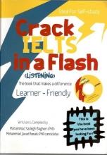 کتاب کرک آیلتس لیسنینگ (Crack IELTS In a Flash (Listening
