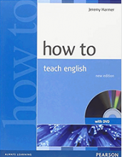 کتاب How to Teach English+ DVD