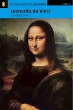 کتاب داستان انگلیسی لئوناردو داوینچی Penguin Active Reading Level 4: Leonardo da Vinci