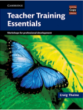 کتاب Teacher Training Essentials
