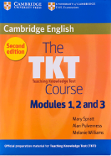 کتاب The TKT Course Modules 1 2 and 3 2nd Edition