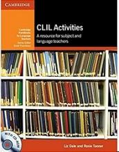 کتاب CLIL Activities+CD