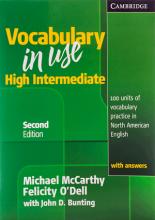 کتاب Vocabulary in Use 2nd High Intermediatewith answers