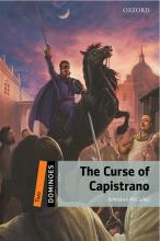 کتاب New Dominoes 2 The Curse of Capistrano+CD