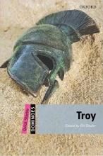 کتاب New Dominoes Quick Starter Troy+CD