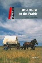 کتاب New Dominoes 3 little House on the Prairie+CD