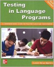 کتاب زبان Testing in Language Programs New Edition