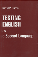کتاب Testing English As A Second Language