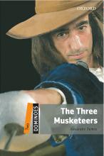 کتاب New Dominoes 2 The Three Musketeers