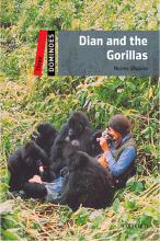 کتاب New Dominoes 3 Dian and the Gorillas