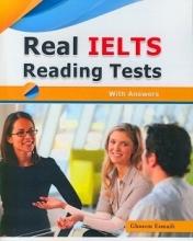 خرید کتاب ریل آیلتس ریدینگ تست Real IELTS reading Tests اثر قاسم اسماعیلی
