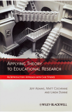 کتاب Applying Theory to Educational Research