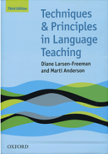 کتاب Techniques and Principles in Language Teaching 3rd Edition