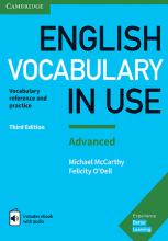 کتاب English Vocabulary in Use 3rd Advanced+CD
