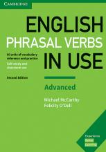 کتاب انگلیش فریزال وربز ادونس English Phrasal Verbs in Use Advanced 2nd