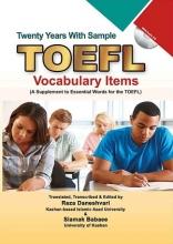 کتاب C+Twenty Years With Sample TOEFL Vocabulary Items