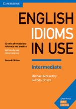 کتاب انگلیش ایدیمز این یوز ویرایش دوم English Idioms in Use Intermediate 2nd