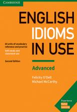 کتاب انگلیش ایدیمز این یوز ادونس ویرایش دوم English Idioms in Use Advanced 2nd