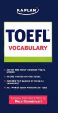 کتاب کتاب زبان Mini Book TOEFL Vocabulary Kaplan+CD-دانشوری