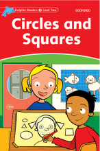 کتاب Dolphin Readers 2 Circles and Squares