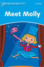 کتاب Dolphin Readers 1 Meet Molly