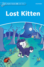 کتاب Dolphin Readers 1 Lost Kitten