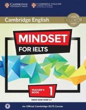 کتاب معلم مایندست Teachers Book Mindset For IELTS 1