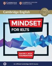 کتاب معلم مایندست Teachers Book Mindset For IELTS Founndation