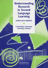 کتاب Understanding Research in Second Language Learning