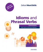 کتاب ایدیمز فریزال وربز اینترمدیت Idioms and Phrasal Verbs Intermediate