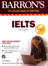 کتاب Barrons IELTS 5th