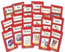 کتاب زبان Jolly Reader Level 1 Pack of Inky & Friends