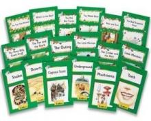 کتاب زبان Jolly Reader Level 3 Pack of General Fiction