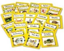 کتاب زبان Jolly Reader Level 2 Pack of Inky & Friends