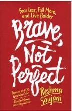 کتاب Brave Not Perfect - Hardcover