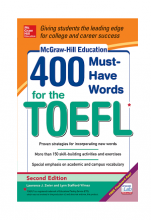 کتاب 400Have Words for The TOEFL 2nd Edition