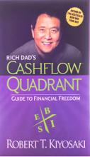 کتاب رمان انگلیسی چهارراه پول سازی Rich Dads Cashflow Quadrant
