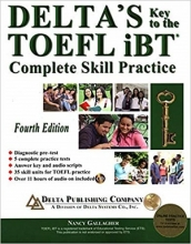 کتاب Deltas Key to the TOEFL iBT 4th+CD