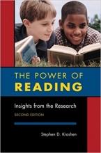 کتاب The Power of Reading: Insights from the Research, 2nd Edition