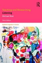 کتاب Teaching and Researching: Listening