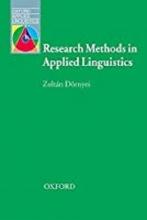 کتاب Research Methods in Applied Linguistics