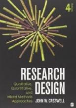 کتاب Research Design: Qualitative, Quantitative and Mixed Methods Approaches 4th Edition
