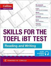 کتاب  Collins Skills for The TOEFL iBT Test: Reading and Writing+CD