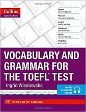 کتاب Collins Skills for The TOEFL iBT Test: Vocabulary and Grammar+CD