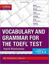 کتاب Collins Vocabulary and Grammar for the TOEFL Test+CD