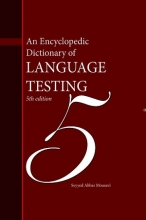 کتاب An Encyclopedic Dictionary of Language Testing 5th Edition