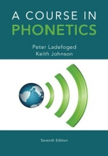 کتاب A Course in Phonetics 7th Edition