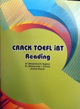 کتاب crack toefl iBT reading